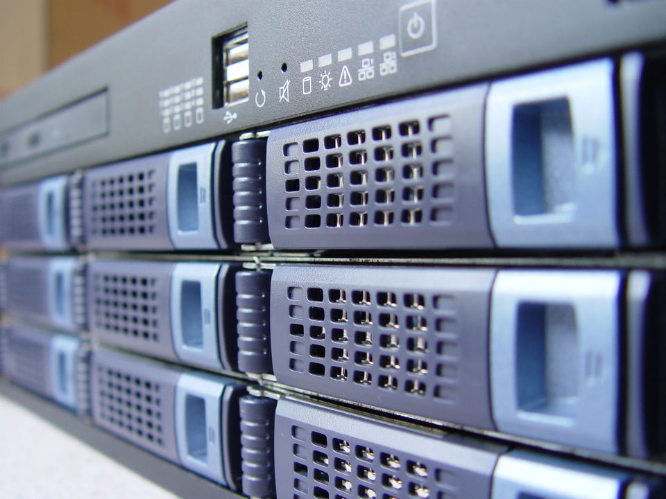 Powerful, secure & affordable web hosting